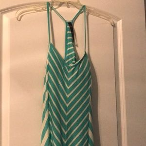 Jessica Simpson Dresses - Never worn racer back maxi dress